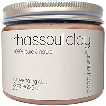 Rhassoul Clay Hair & Facial Mask