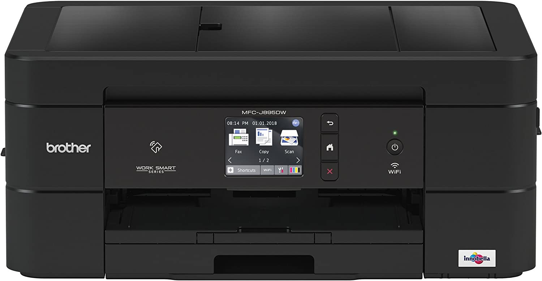 wireless cardstock laser printer