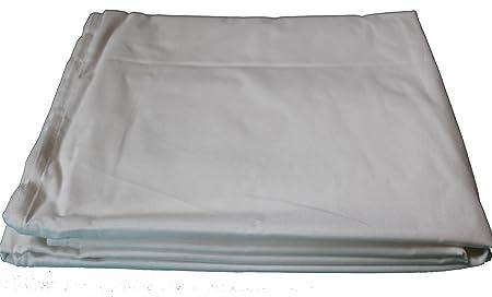 Bettlaken Betttücher Betttuch 150x250 100/% Baumwolle Ohne Gummizug