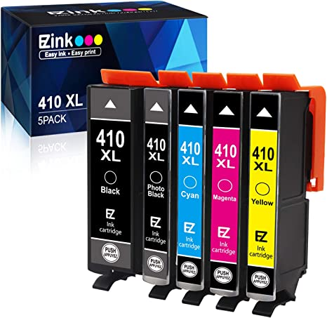 Amazon.com: E-Z Ink (TM) Cartucho de tinta remanufacturado ...