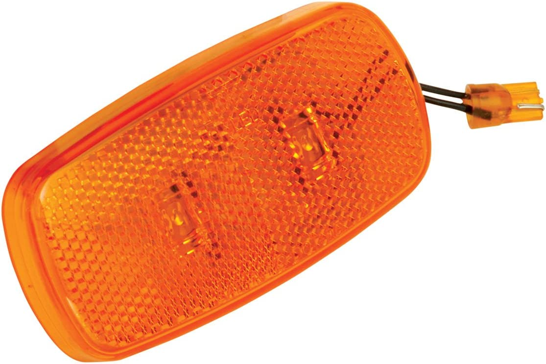 Cequent 40-40-004  Bargman//wesbar Fender Mount Side Marker Lights W// Mount