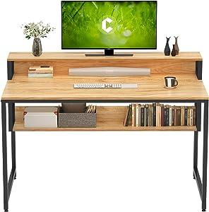 Cubiker Computer Home Office Desk, 47