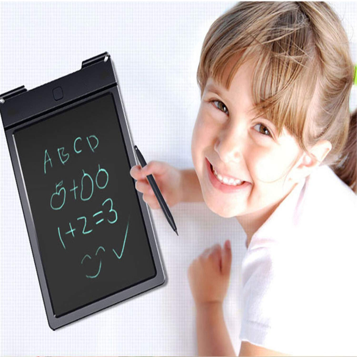 BABIFIS 9 Inch LCD Writing Tablet Digital Drawing Tablet Handwriting Pads Portable Electronic Tablet Board Ultra-Thin Board