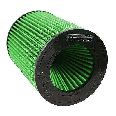 Green Filter 7159 Green High Performance Air Filter: Automotive