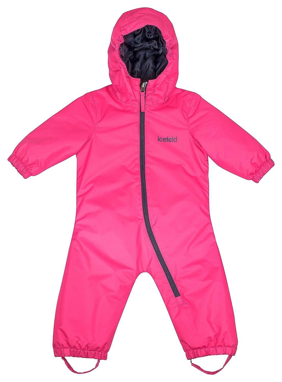 Playshoes Unisex Baby Stepp-Overall Uni Schneeanzug