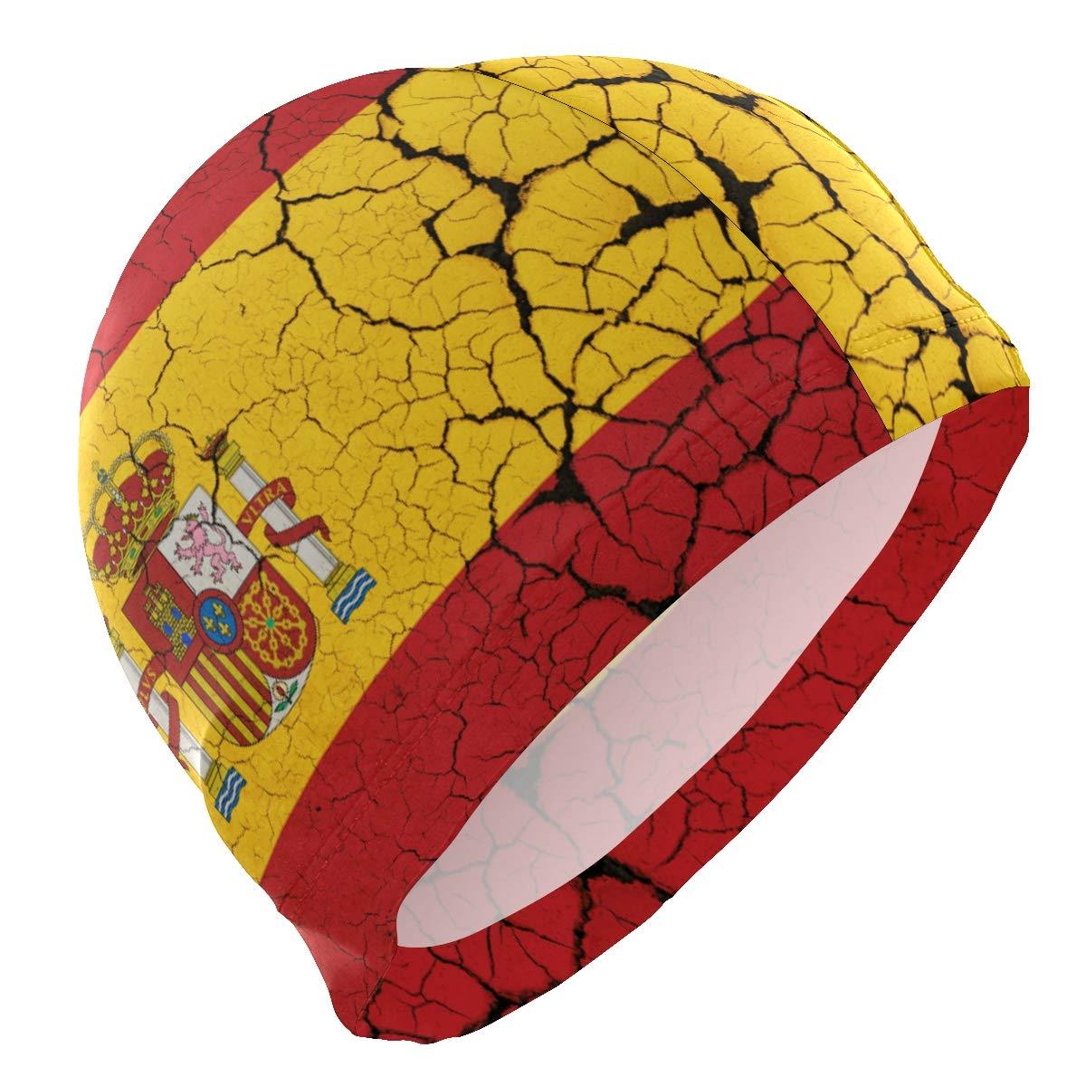 Gorro Natación Bandera de España