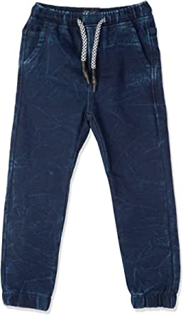Straight Style Jeans for Boys, Size 10 Years, Navy
