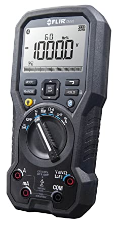 DM93 FLIR Industrie-Multimeter mit LoZ und VFD Filter 1 St/ück