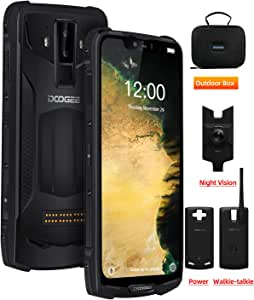 DOOGEE S90 Pro Android 9.0 Movil Resistente 4G Dual SIM, 6,18 Inch ...