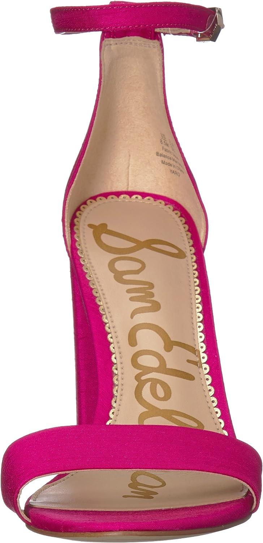 Sam Edelman Womens Yaro Heeled Sandal
