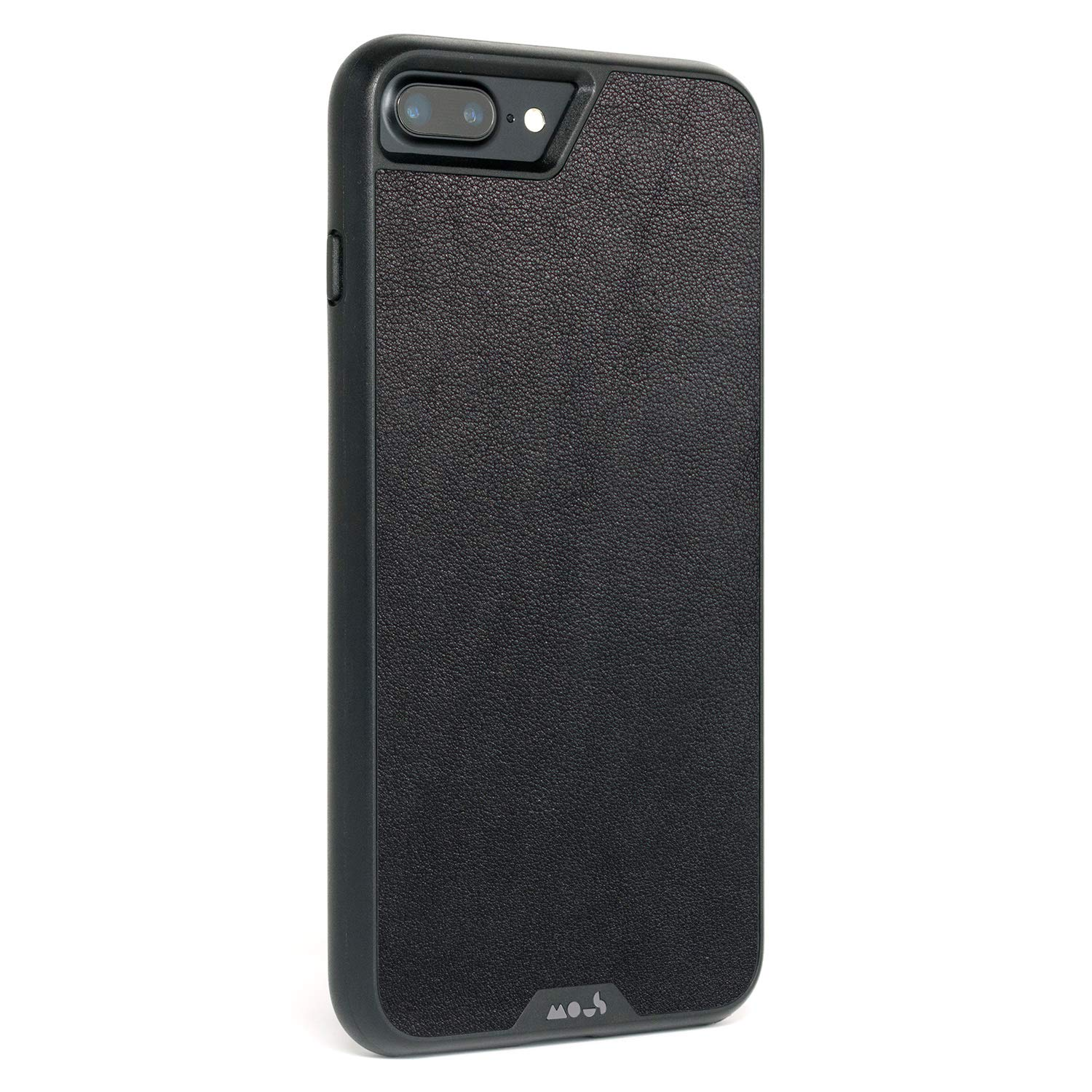 Mous Protective iPhone Case 8+/7+/6s+/6+ Plus - Black Leather - Limitless 2.0 by MOUS (Image #2)