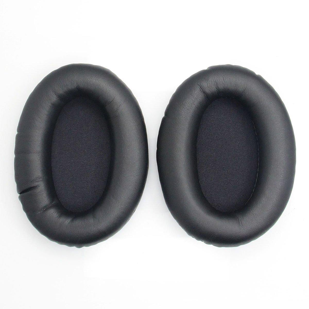 KUKE Almohadillas de repuesto para auriculares de espuma suave para Kingston HyperX Cloud II KHX-HSCP-GM (1 par): Amazon.es: Electrónica