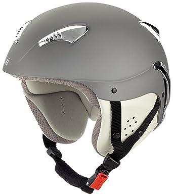 Bolle Casco de esquí para mujer, tamaño 56 cm, color gris