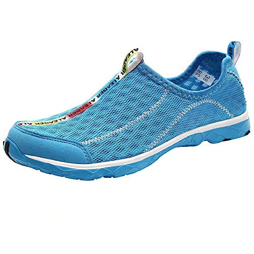 Aleader Aqua Shoes - Escapines para hombre, color, talla 47