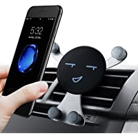 AmazeFan Automatic Car Phone Stand Air Vent Car Mount Holder for iPhone 6/6 Plus/7/7 Plus/8/8 Plus/X/Samsung Galaxy S8/S7/S6 and More
