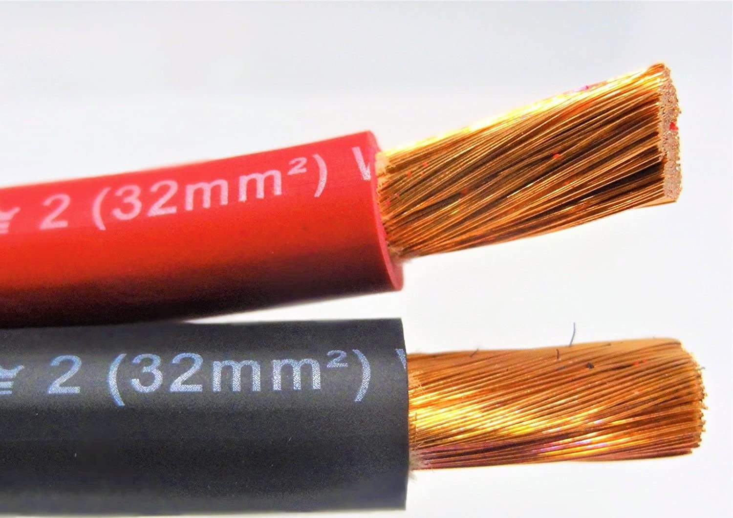 150 FT EXCELENE 2 AWG GAUGE WELDING /& BATTERY CABLE RED NEW MADE IN USA COPPER