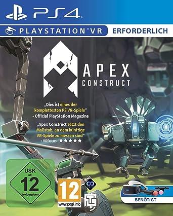 Apex Construct Vr Standard Ps4 Amazon De Games