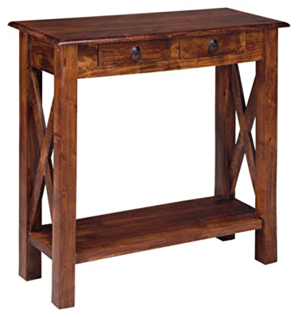 Amazoncom Signature Design By Ashley Console Sofa Table Kitchen