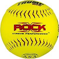 "1 Dozen Trump X-Rock ASA 12"" Softballs - 44cor/.375 Compression (X-Rock-ASA-Y-2)"
