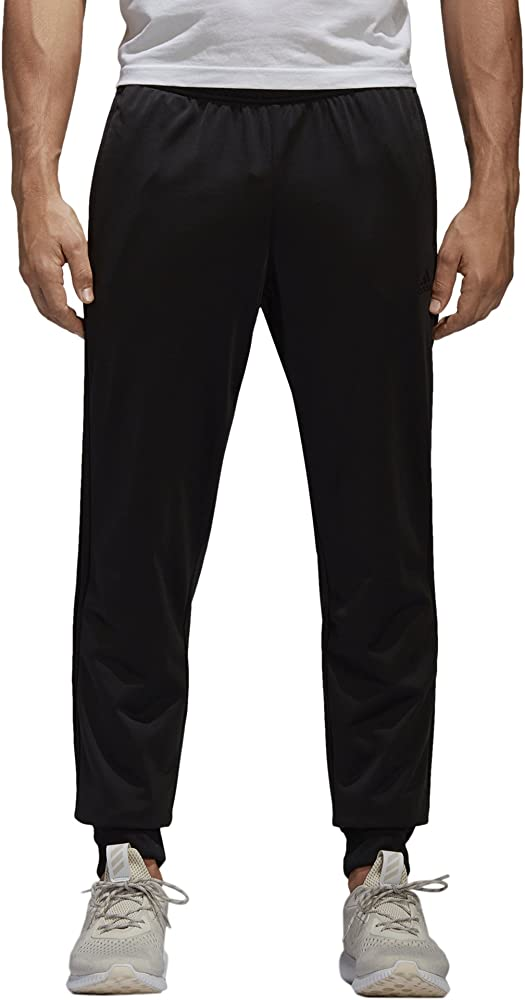 a3e52d2beabf4 Men's Athletics Essential Tricot 3 Stripe Tapered Pant