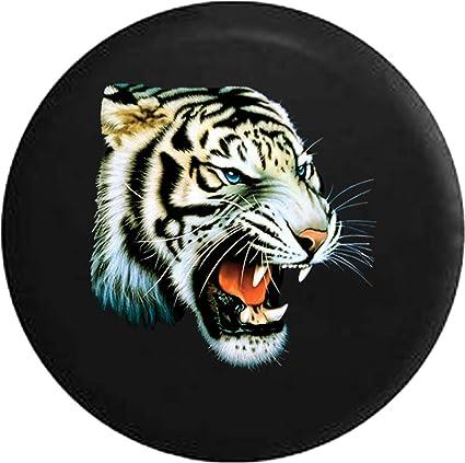 Amazoncom 556 Gear Growing Tiger Jungle Cat Blue Eyes Jeep Rv