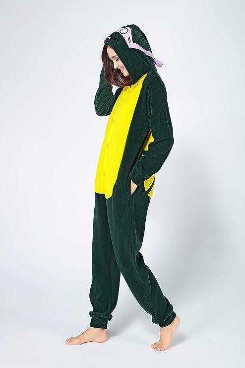 Amazon.com: Teenage Mutant Ninja Turtles adultos Kigurumi ...