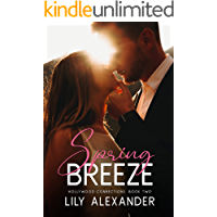 Spring Breeze: A Workplace, Grumpy + Sunshine Romance (Hollywood Connections Book 2)