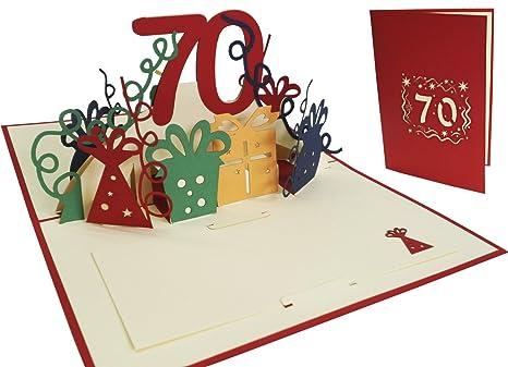Lin Pop Up Biglietti Di Auguri Per Il Compleanno Biglietti Di