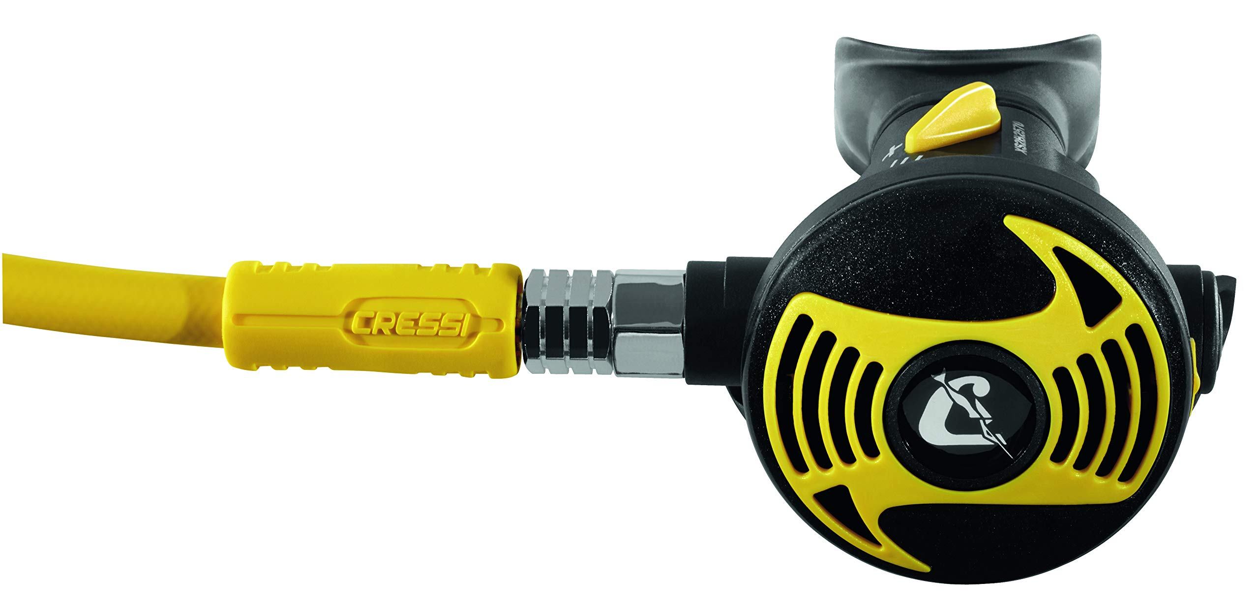 Cressi XS Octopus, Yellow by Cressi