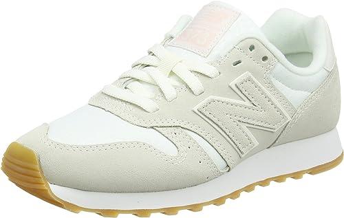 New Balance 373, Zapatillas para Mujer, Rosa, Talla única