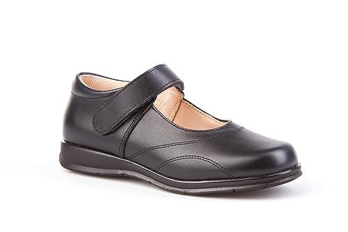 Merceditas COLEGIALES pour filles tout cuir, Mod. 461. Chaussure Enfant  Made in Spain f8ed7192fb4e