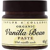 テイラー&カレッジ 有機バニラビーンズペースト TAYLOR & COLLEDGE Vanilla Bean Paste