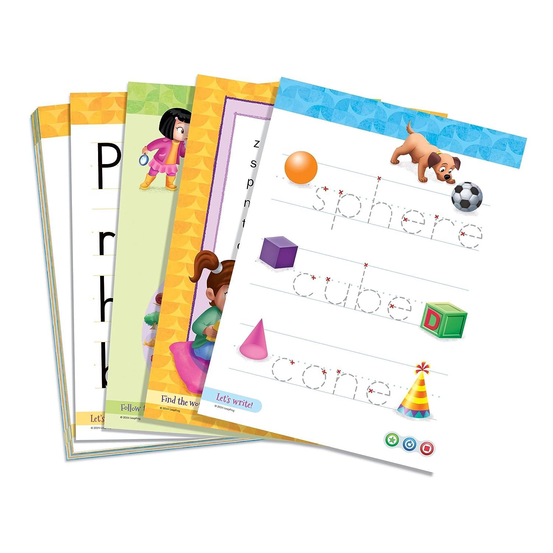 Amazon.com: LeapFrog LeapReader Read and Write Book Set: Ready, Set,  Kindergarten (for LeapReader): Toys & Games