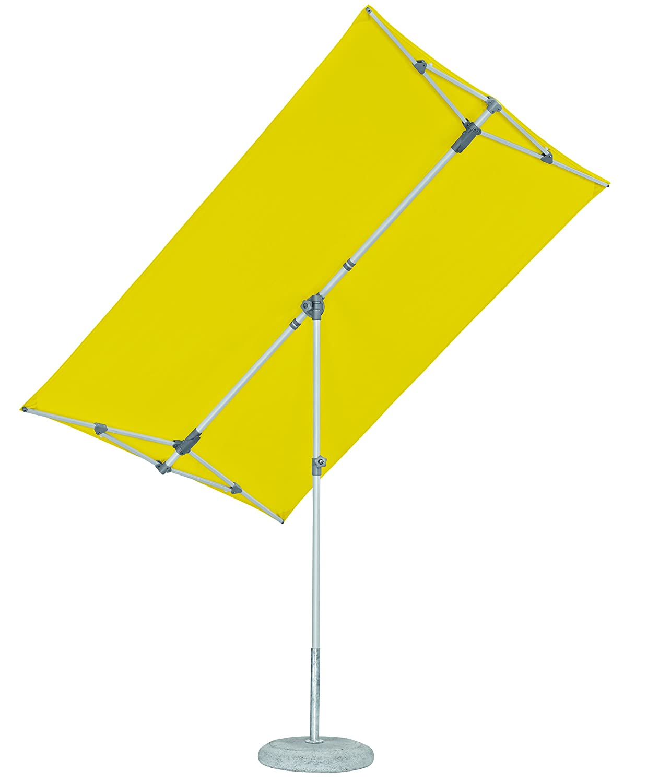 Suncomfort by Glatz Flex-Roof, off-Grau, 210x150 cm rechteckig, Gestell Stahl, 5.3 Bespannung Polyester, 5.3 Stahl, kg ffff35