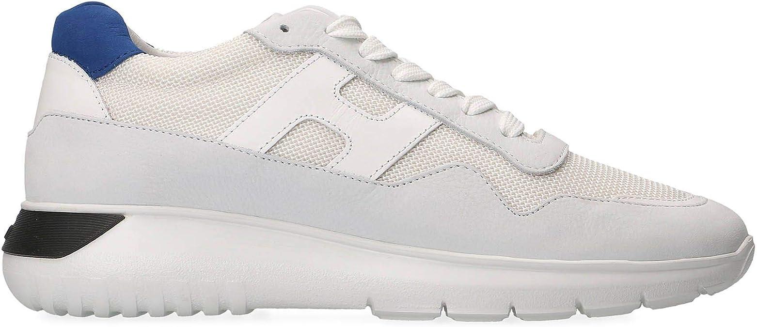 Luxury Fashion | Hogan Hombre HXM3710AJ10IGK422D Blanco Zapatillas | Temporada Outlet: Amazon.es: Zapatos y complementos
