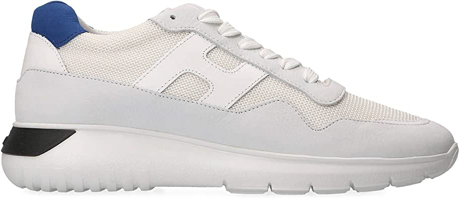 Luxury Fashion | Hogan Hombre HXM3710AJ10IGK422D Blanco Zapatillas ...