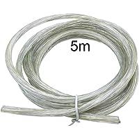 Cable Eléctrico 3 Núcleos Redondo de PVC Alambre