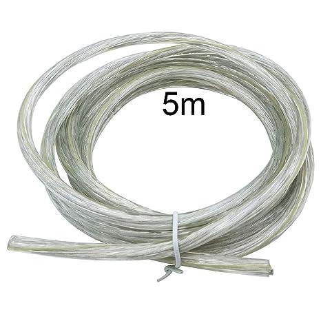Cable Eléctrico 3 Núcleos Redondo de PVC Alambre de Cobre alta Resistencia a la Temperatura 3