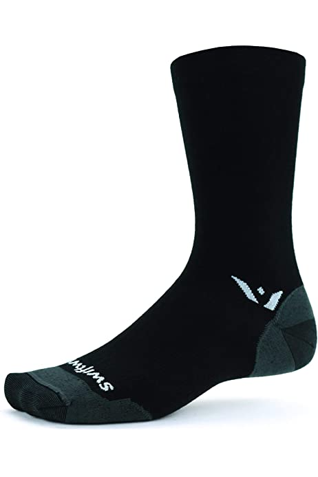 for Men /& Women DANISH ENDURANCE Cycling Socks Regular Ankle Crew 3 Pairs Pack