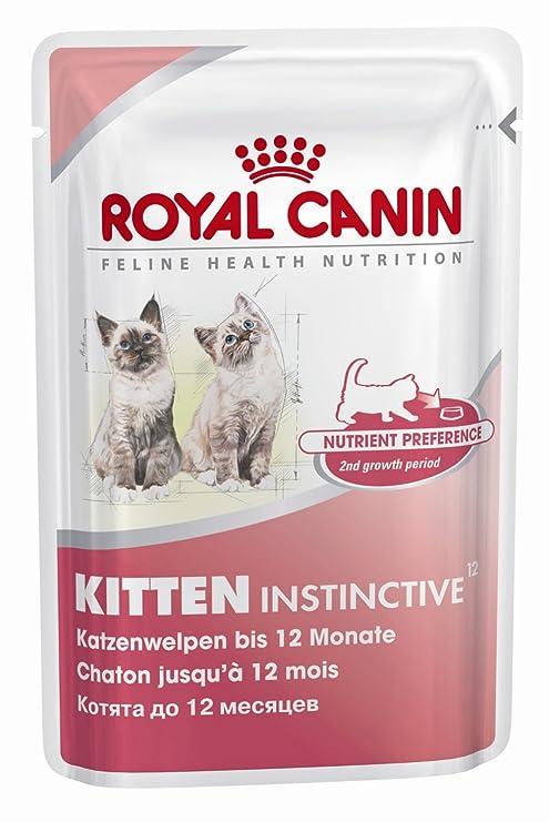 Royal Canin - Royal Canin Kitten Instinctive - 1031 - 85 Grs ...