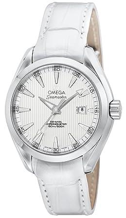 purchase cheap 54d62 e1db0 Amazon | [オメガ]OMEGA 腕時計 シーマスターアクアテラ ...