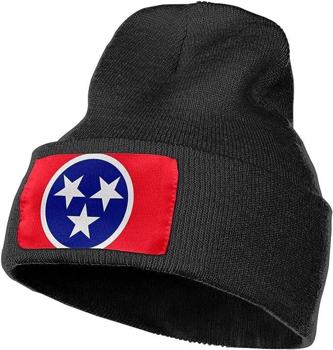 Horizon-t Dark Red Skull Unisex 100/% Acrylic Knitting Hat Cap Fashion Beanie Hat