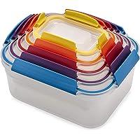 Joseph Joseph 10-piece Nest Lock Plastic Food Storage Container Set
