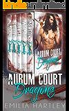 Aurum Court Dragons: Books 1 - 5