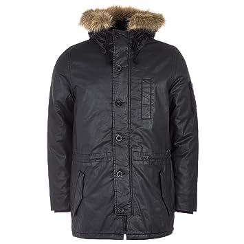 adidas Neo Coated Jacked Hombre Chaqueta De Invierno s90298, S90298, Medium: Amazon.es: Deportes y aire libre