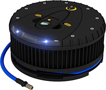 Michelin 92412 12V Digitaler Hochleistungskompressor Hochleistungs-Kompressor