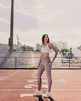 90 Degree By Reflex High Waist Tummy Control Interlink Squat Proof Ankle Length Leggings -  Black -  3X
