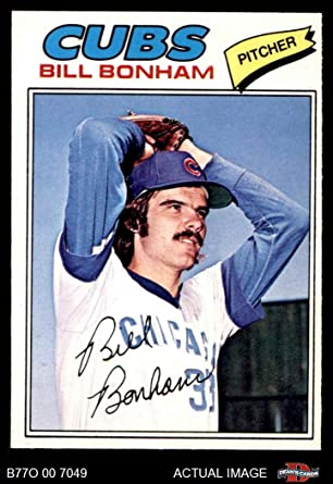 Amazon.com: 1977 O-Pee-Chee # 95 Bill Bonham Chicago Cubs ...