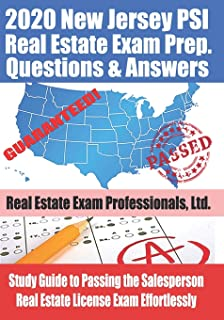 2020 South Carolina Psi Real Estate Exam Prep Questions And Answers Study Guide To Passing The Salesperson Real Estate License Exam Effortlessly Real Estate Exam Professionals Ltd Fun Science Group 9781659183313 Amazon Com