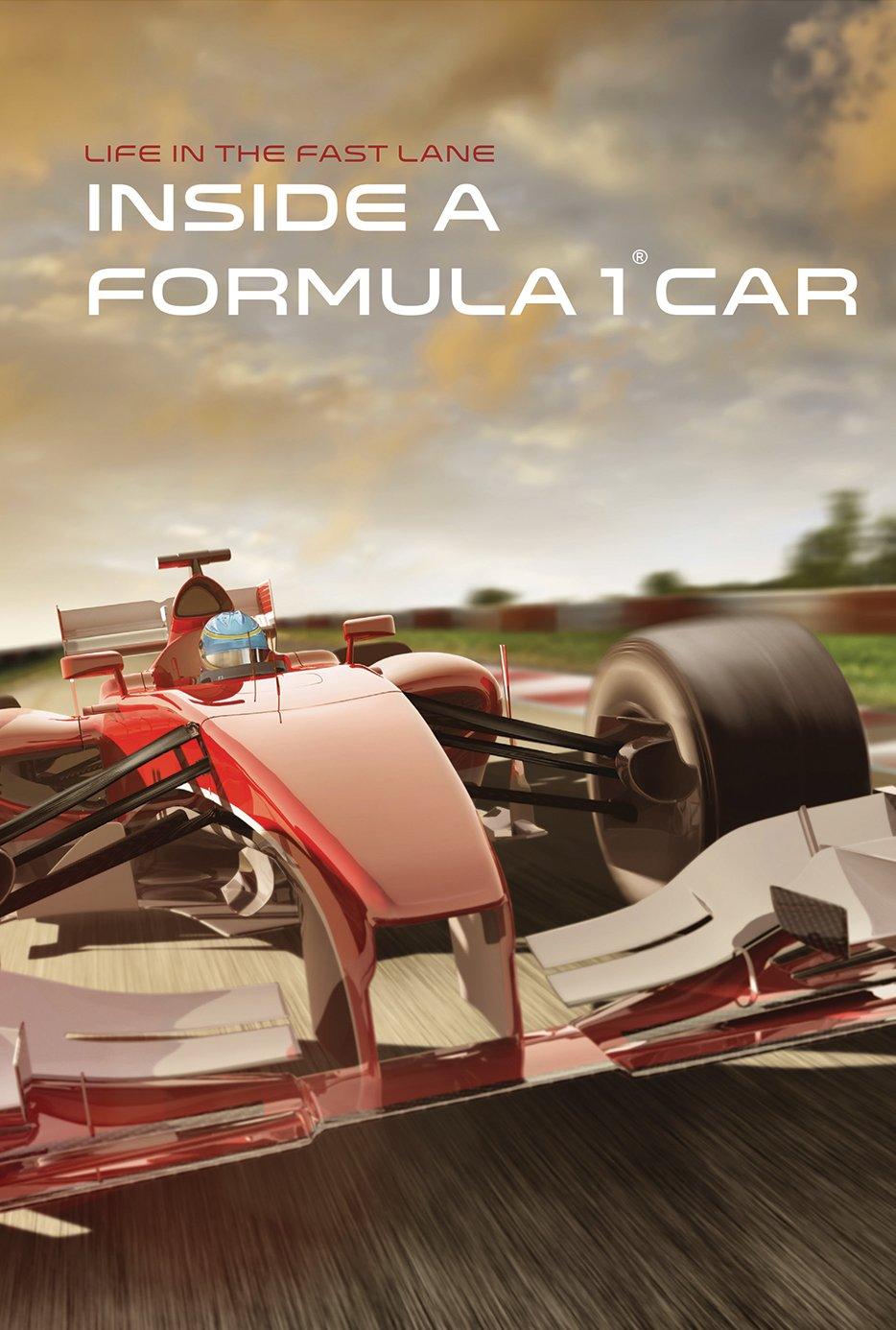 Inside a Formula 1 Car (Life in the Fast Lane) pdf epub